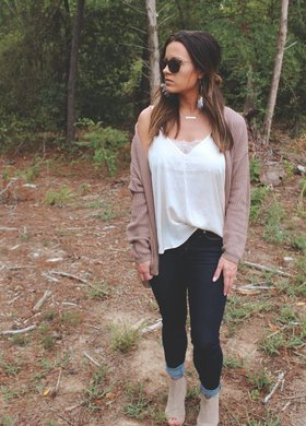 Diamond T Outfitters The Brayde Cardigan