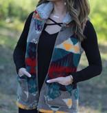 Panhandle Slim Sherpa Marfa Vest