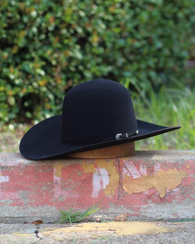 American Hat Co American Black 6X Felt
