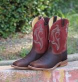 Justin Justin Bent Rail Riley Brick Boot
