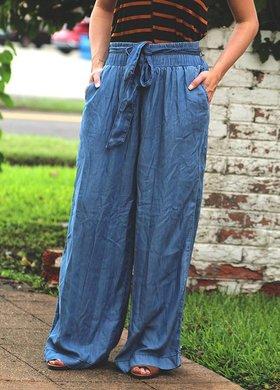 Diamond T Outfitters The Belulah Wide Leg Pant