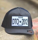 Diamond T Outfitters The State of DTO Cap Charcoal