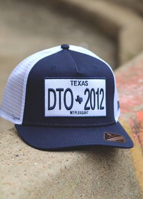 Diamond T Outfitters The State of DTO Cap Navy