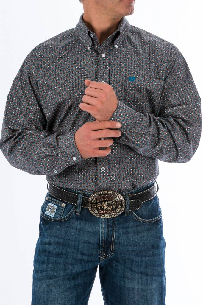 Cinch Cinch Spiro Long Sleeve Shirt