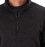 Cinch Black 1/4 Zip Pullover
