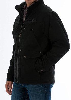 Cinch Black Canvas CC Chore Coat