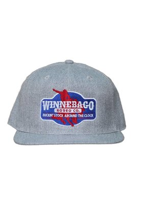 Dale Brisby Winnebago Rodeo Snapback Cap