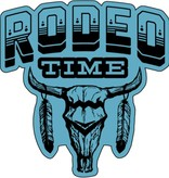 Dale Brisby Rodeo Time Decal