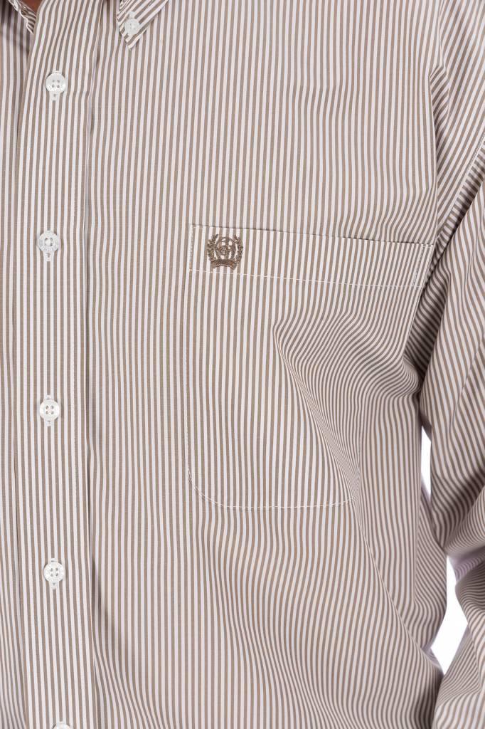 Cinch The Classic Khaki Pin Stripe
