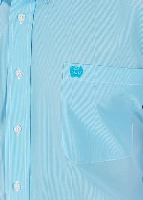 Cinch The Classic  Blue Tiny Pin Stripe