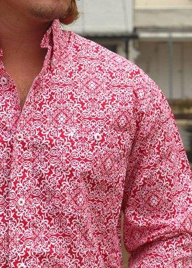 Wrangler Wrangler® 20X® Competition Red Tapestry Print