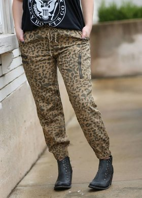 Diamond T Outfitters Wild Side Cargo Pants