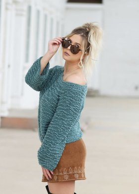 billabong Off The Beat Sugar Pine Sweater