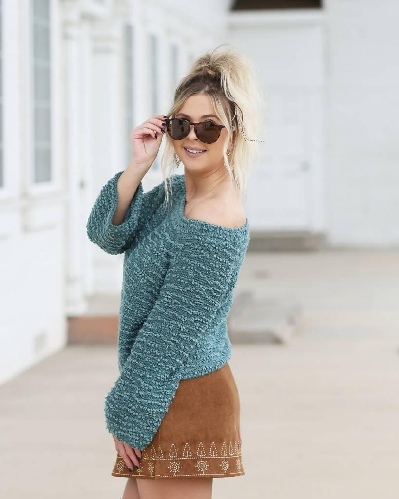 billabong Off The Beat Sugar Pine Sweater