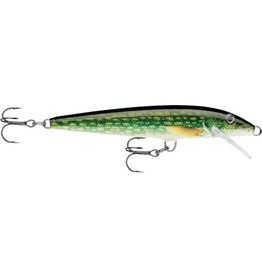 Rapala corp Rapala Original Floating Liv Pike F-9PKL