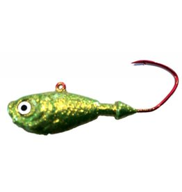 off the hook rich Jigs Ultra Minnow 3 packs Antifreeze