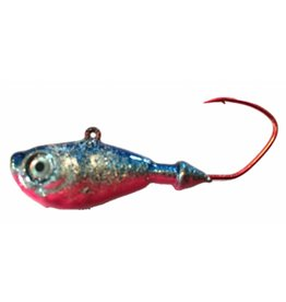 off the hook rich Jigs Ultra Minnow 3 packs Pink Blue Ice