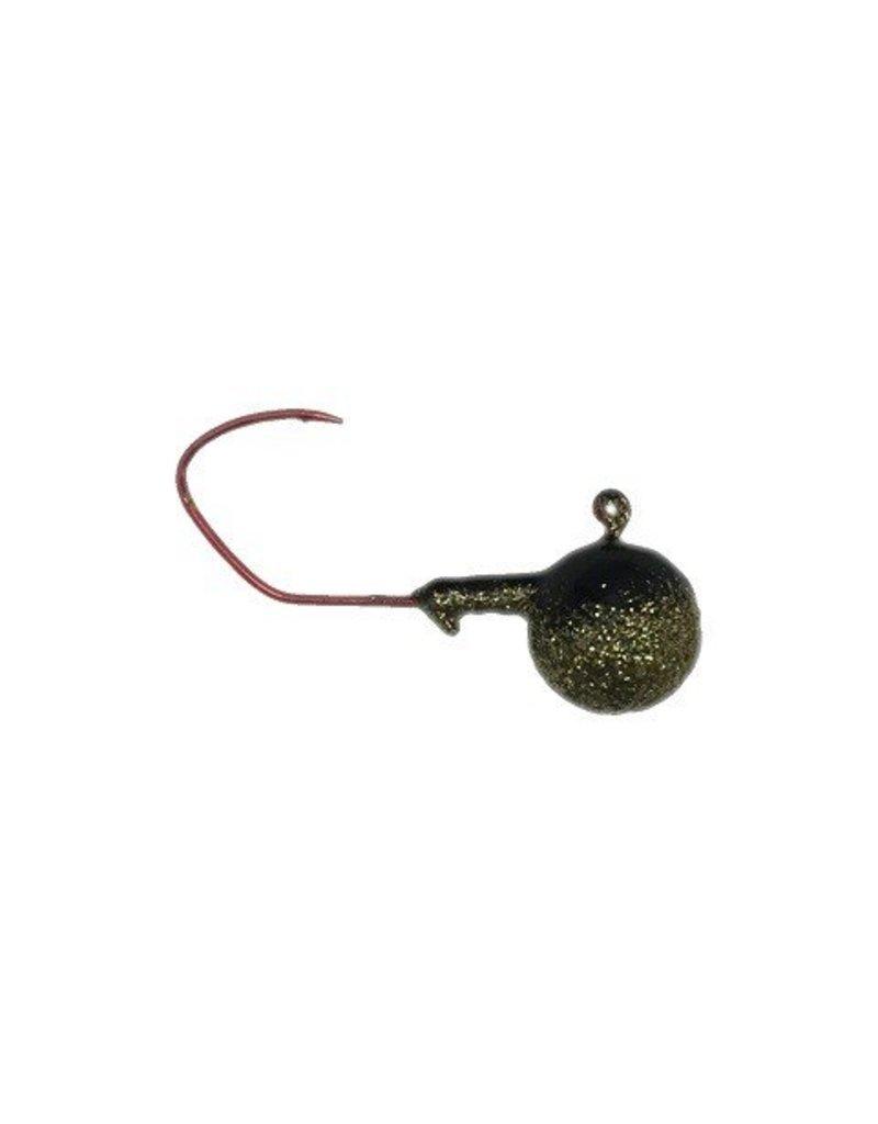 Domka Jigs Round Black/Gold
