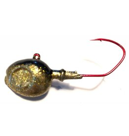 Domka Jigs Minno Black/Gold