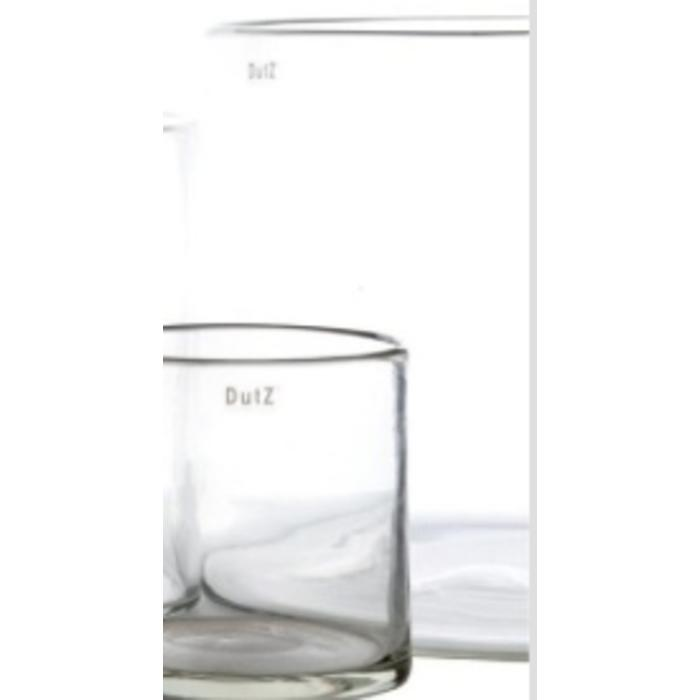 Cylinder, clear