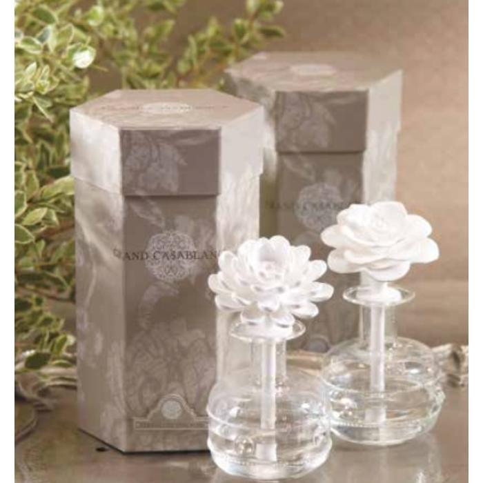 Grand Casablanca Porcelain Fragrance Diffuser, Tahitian