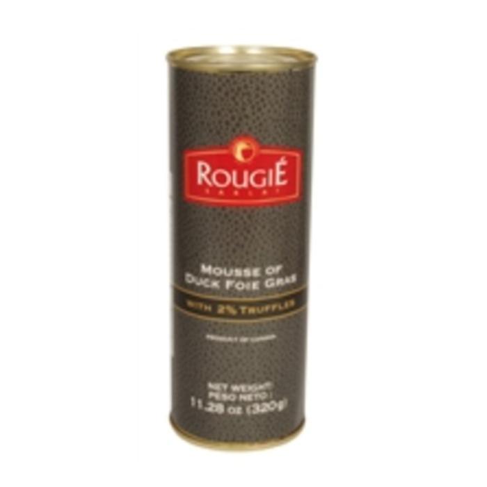 Mousse of Fois Gras w/Truffes