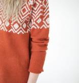 Olive & Oak Cayenne Print Sweater