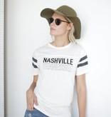Midnight Rider Nashville Football Tee