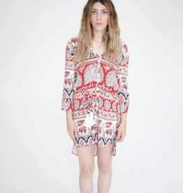 Chaser Tapestry Dress
