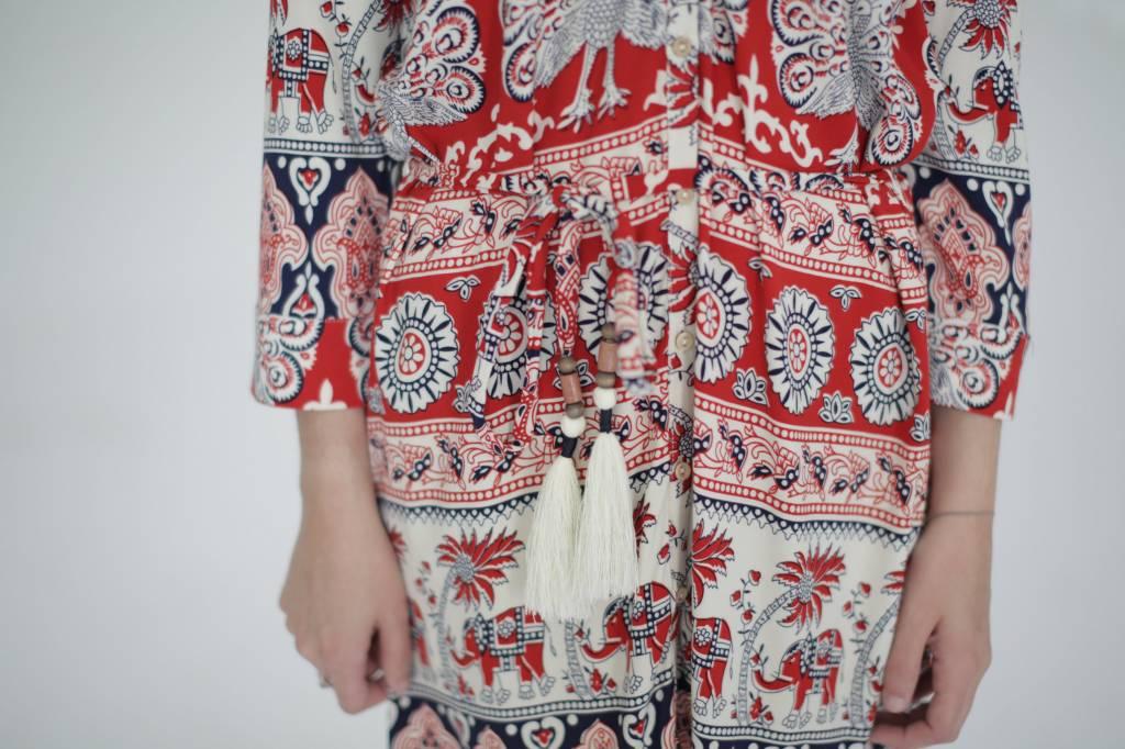 Chaser Tapestry Dress