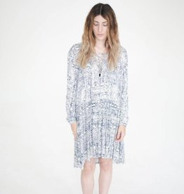 Knot Sisters Indigo Peggy Dress