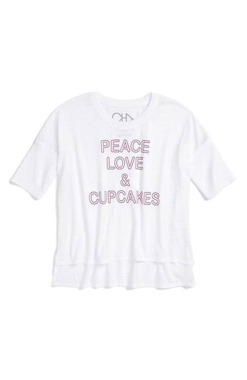 Chaser Peace Love & Cupcakes