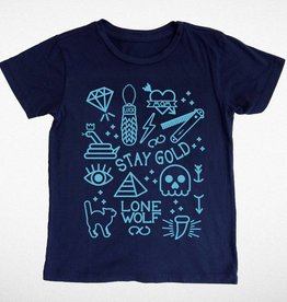 Tiny Whales Lost Boys Tee