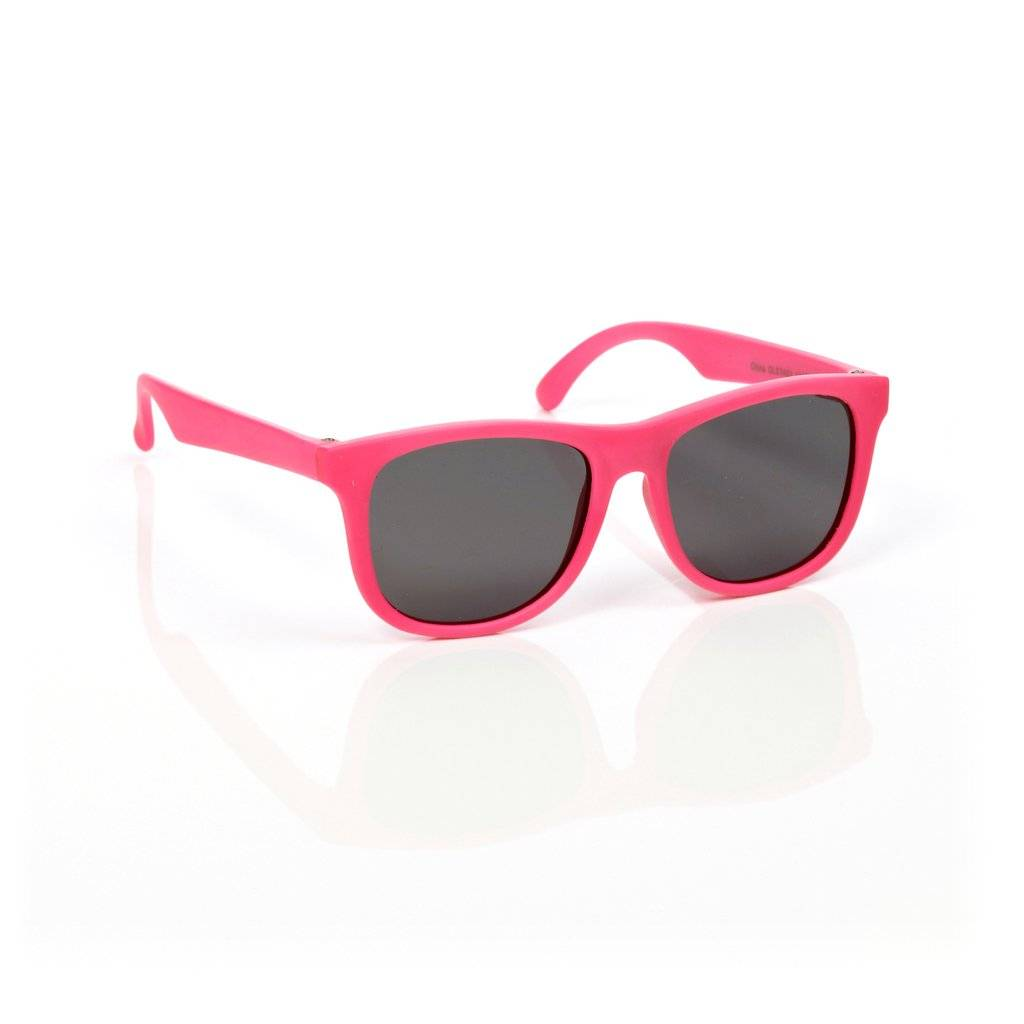 FCTRY Hot Pink Sunglasses