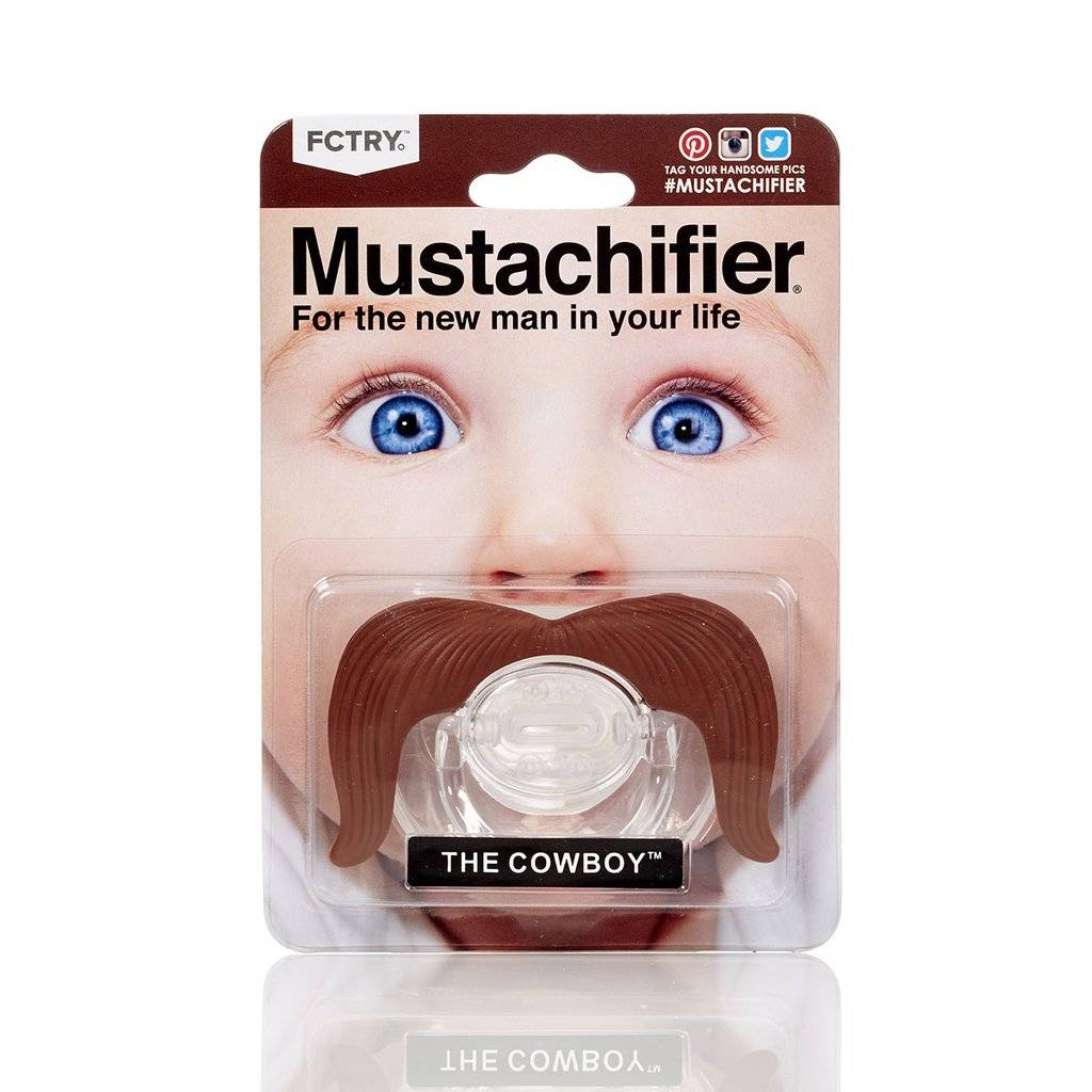 FCTRY Mustachifier - The Cowboy