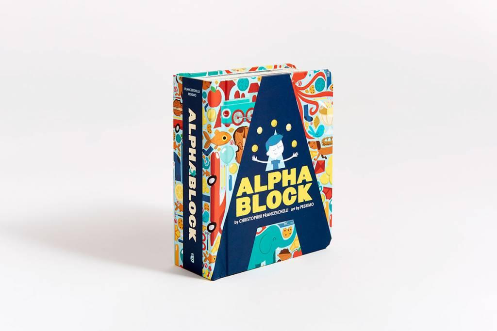 abrams Alphablock