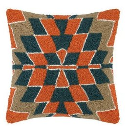 Peking Kilim Checker Pillow