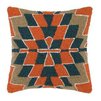 Peking Kilim Checker Pillow