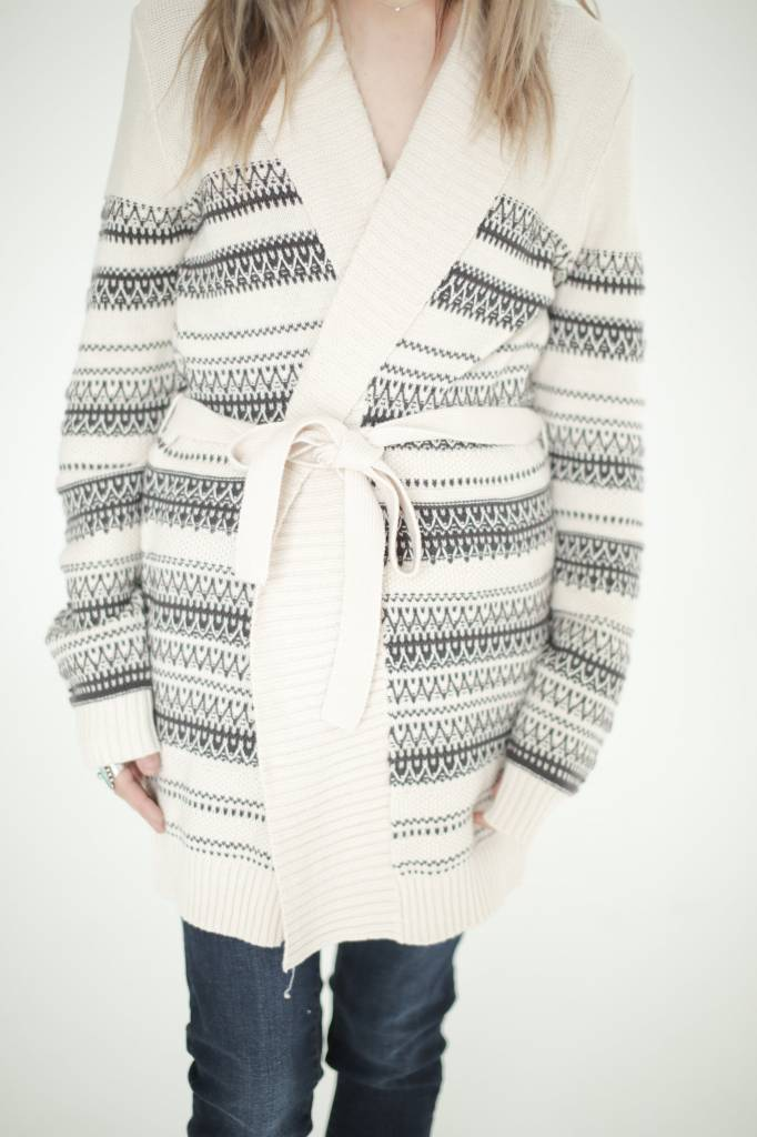 Olive & Oak Wonderland Sweater