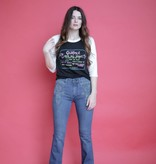 Driftwood Blue Farrah Flare Jeans