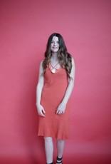 Project Social T Sateen Poppy Tank Dress