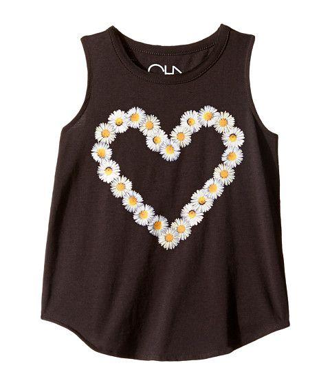 Chaser Daisy Heart Tank