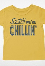 Tiny Whales We're Chillin' Tee
