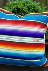"24""x24"" Serape Pillow"