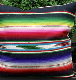 "20""x20"" Serape Pillow"