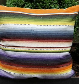 "22""x22"" Serape Pillow"