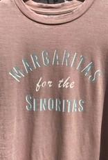 Mate Margaritas for Senoritas Tee