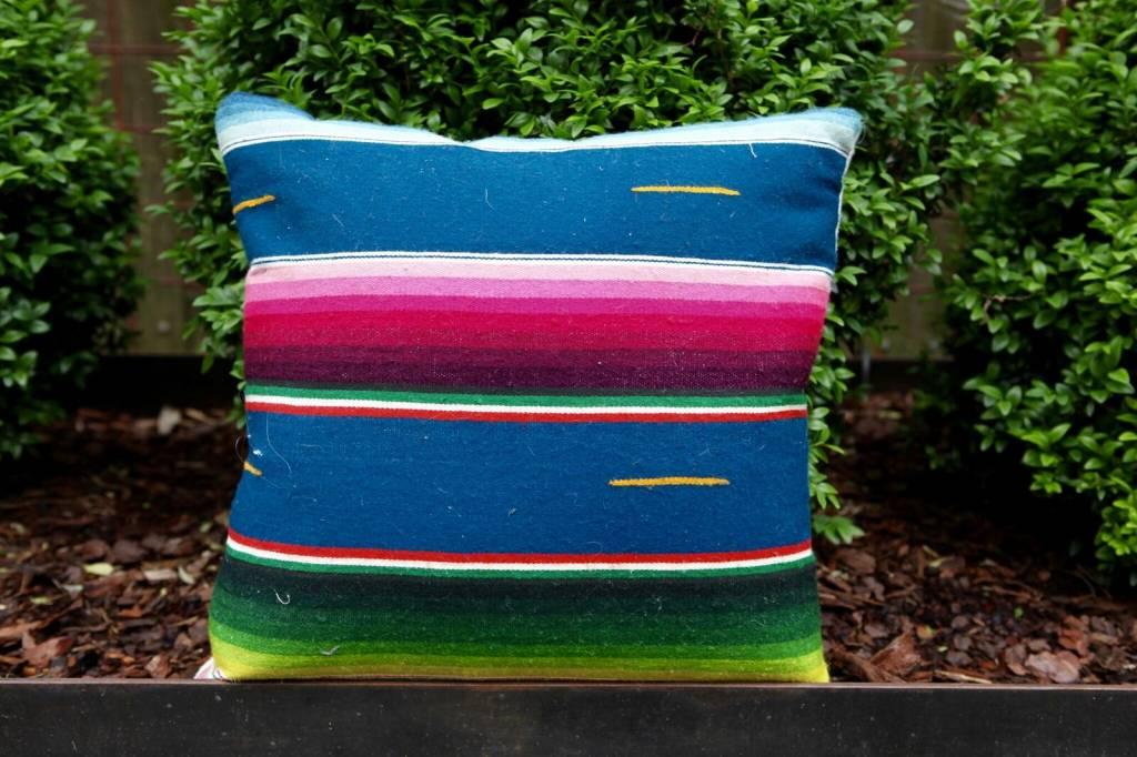 """16""""x16"""" Serape Pillow"""