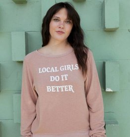 Mate Local Girls Jumper