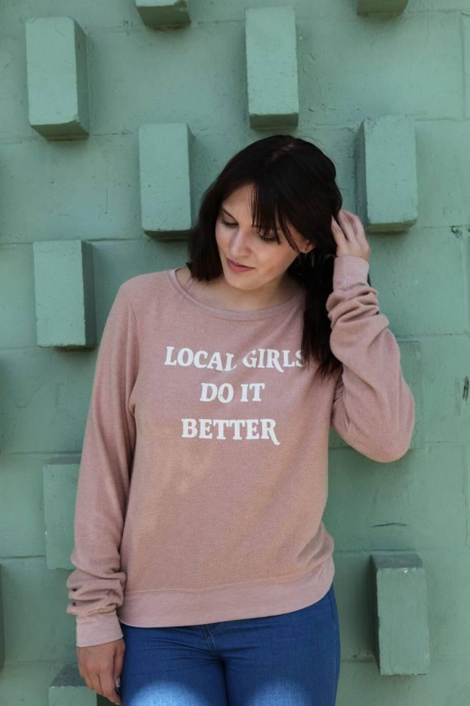 Mate Local Girls Jumper